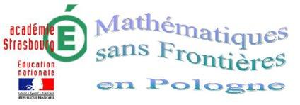 Mathematiques Sans Frontieres