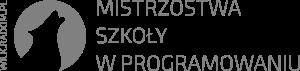 Logo - Mistrzostwa Szkoły w Programowaniu